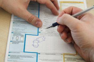 Как самостоятельно составить схему ДТП – документ обязателен для получения страховой выплаты?