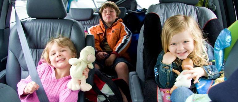 Как правильно перевозить в машине детей до года: выбираем автолюльку