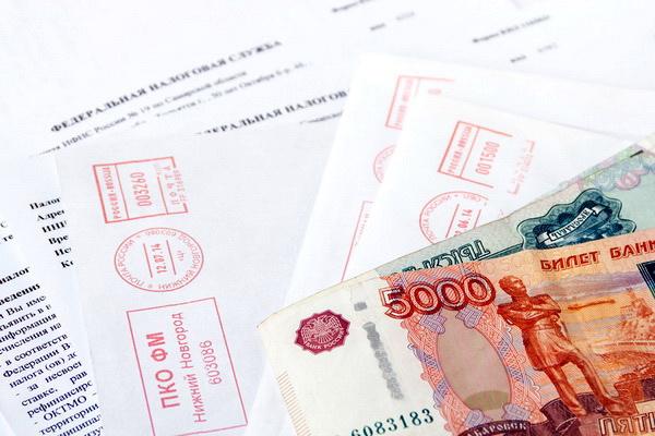 письма из налоговой
