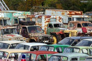 автомобили в утиль