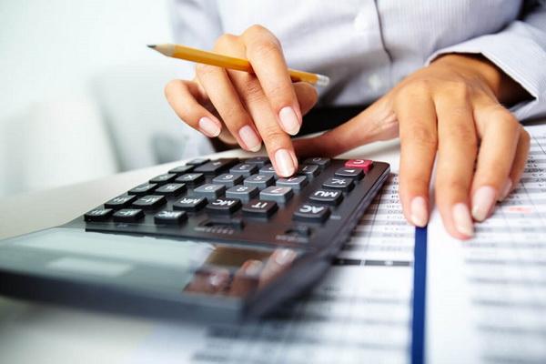 счета и калькулятор