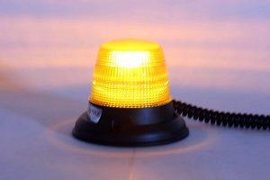Желтый световой сигнал