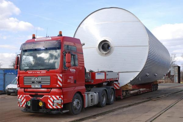 Правила перевозки крупногабаритных и негабаритных грузов - Транспортно-экспедиторская деятельность - АВТО перевозки - Рекомендации по перевозкам
