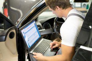 Анализ автомобиля